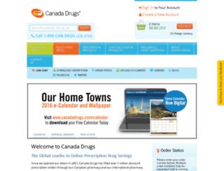 canadadrugs.exvn.com screenshot