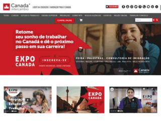 canadaintercambio.com screenshot
