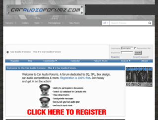 canadiancaraudio.com screenshot