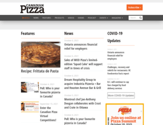 canadianpizzamag.com screenshot