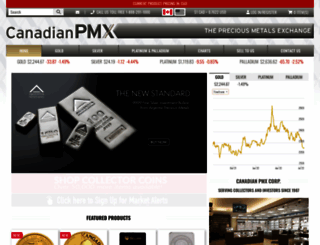 canadianpmx.com screenshot