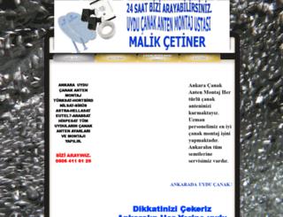 canakantenmontaj.com screenshot