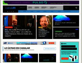 canal-ar.com.ar screenshot