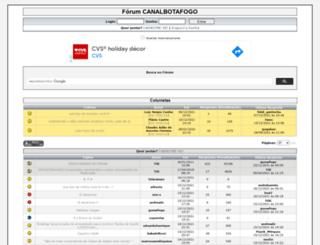 canalbotafogo.com screenshot