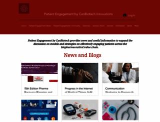canbiotech.com screenshot