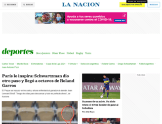 canchallena.lanacion.com.ar screenshot