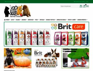 cancolome.com screenshot