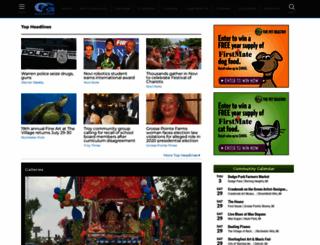 candgnews.com screenshot