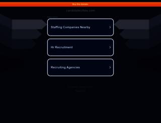 candidatecities.com screenshot