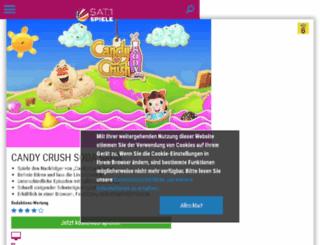 candy-crush-soda-saga.sat1spiele.de screenshot