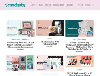 candy-sky.com screenshot