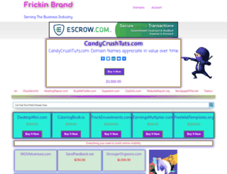 candycrushtuts.com screenshot