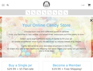 candyjar.com screenshot