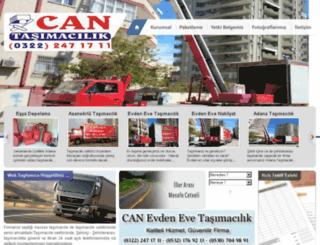 canevdeneve.net screenshot