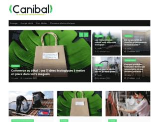 canibal.fr screenshot