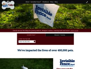 caninecompany.com screenshot