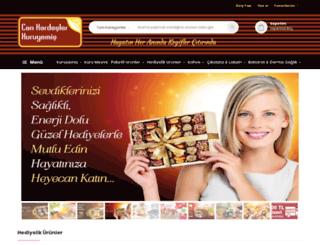 cankardeslerkuruyemis.com screenshot