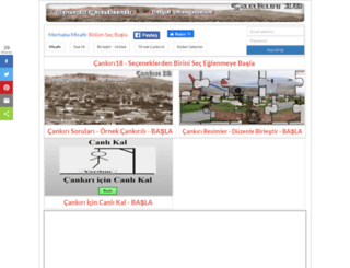 cankiri18.com screenshot