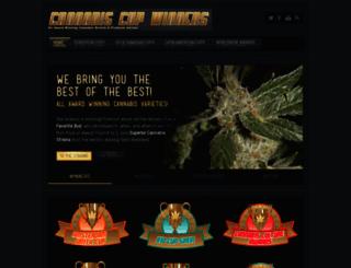 cannabiscupwinners.com screenshot