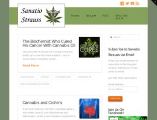 cannabisoils.ca screenshot