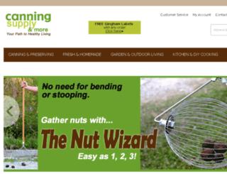 canningsupply.com screenshot