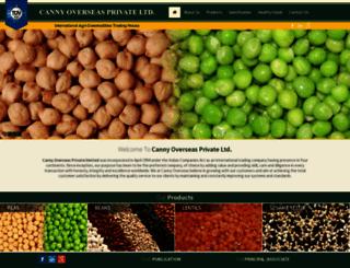 cannyoverseas.com screenshot