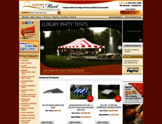 canopymart.com screenshot