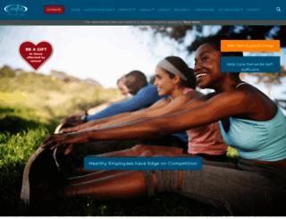 cansa.org.za screenshot