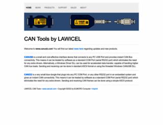 canusb.com screenshot