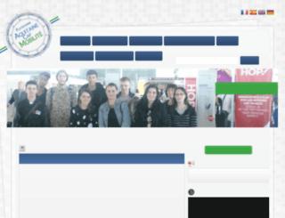 cap-mobilite.aquitaine.fr screenshot