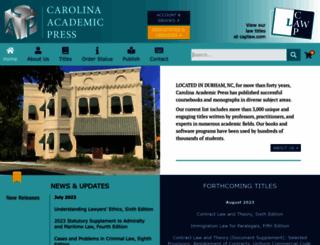 cap-press.com screenshot