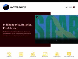 cap.cacmp.org screenshot