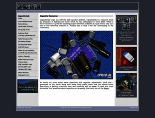 capacitorlab.com screenshot