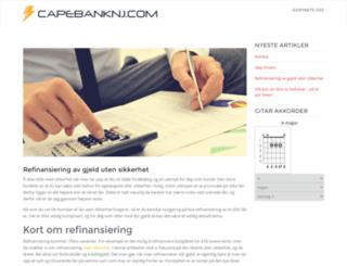 capebanknj.com screenshot