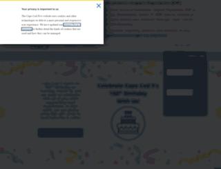 capecod5.com screenshot