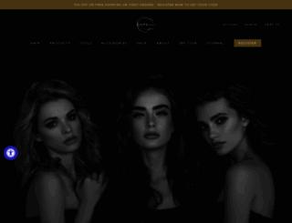capelli-extensions.com screenshot