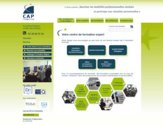 capformation.net screenshot