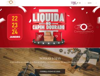capimdouradosc.com.br screenshot