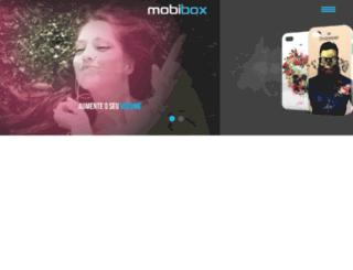 capinhasonline.com.br screenshot