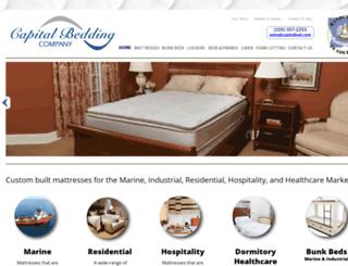 capitalbed.com screenshot