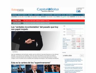 capitalbolsa.com screenshot