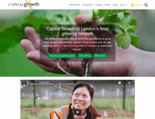 capitalgrowth.org screenshot