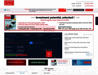 capitalmarket.com screenshot