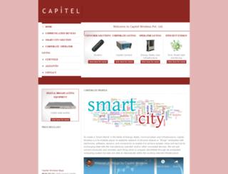 capitel.in screenshot