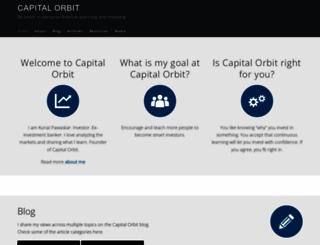 caporbit.com screenshot