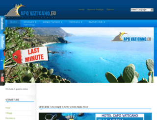 capovaticano.eu screenshot