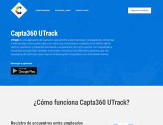 capta360.com screenshot