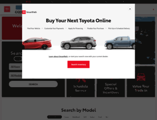 captoyota.com screenshot
