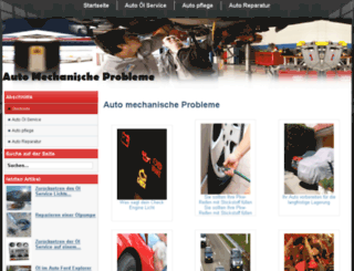 car-drive-maintenance.com screenshot