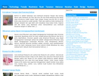 cara-membuat.org screenshot